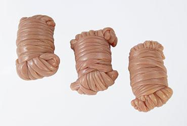 Madejas de cordero